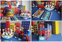 Heroes Birthday Party Ideas / Ideas for your next Heroes Party!