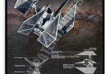 Blueprint starwars