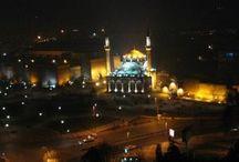 Gece Fotoğrafları Kayseri