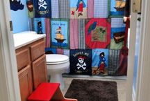 Pirate Bathroom / by Monica Valys DeBole