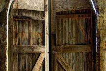 Doorways...