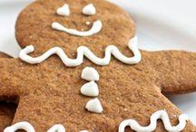 Xmas cookies & cakes