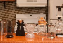 Coffee Brewing Equipment / All the equipment you need to get brewing!