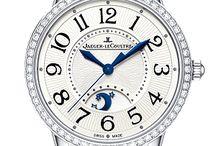 Watches of luxury