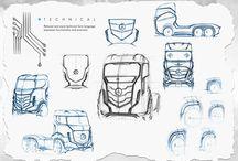 Trucks Design