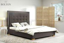 Łóżka tapicerowane - nowość!