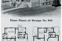 House Plans / by Nicky Austin