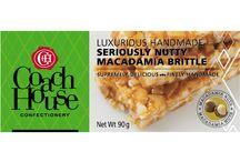 Indulge Yourself - Macadamia Brittle / the most delicious Macadamia Brittle
