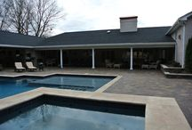 Pool Landscapes and Hardscapes / Pool and Spa Landscaping and Hardscaping Designs.