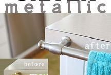 Decorate my house and how-to's / by Melissa Ruddy