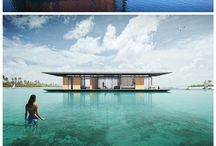 Maison flottante / Maison flottante