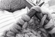 Wool and knitting
