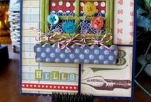 scrapbook kit samples / by Becky Orander