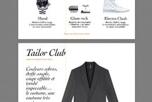Fashion / Webdesign of fashion