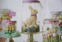 Easter Decorations / by Arlene Carr