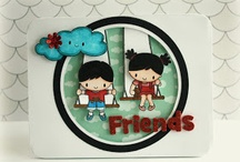 CCM Projects / http://www.chichimemories.com  Cute Digital Stamps for Scrapbook lovers!
