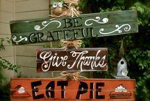 Thanksgiving  / by Debra Cremeens-Risinger