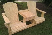 Outdoor furniture & decorating