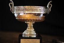 Mellerio and Roland Garros / Mellerio dits Meller is the official jeweler to Roland Garros,  since 1981
