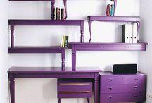 b-b-b-bookshelves! / by Audrey Sappington