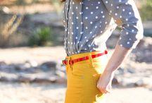 Fashion - all the pretty things..