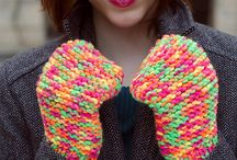 Melimo Fashion /  Netradičně originální pletené doplňky Melimo.