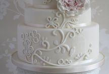Weddning cake
