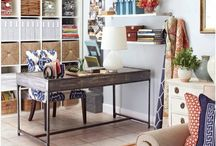Home - Office/Studio / by Nicole Buxton