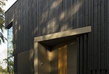 Funkishus fasade
