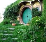 Hobbit Houses / by Mary Lindsey