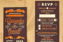 Invites  / by Alissa Helen