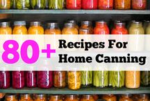 Canning and preseving