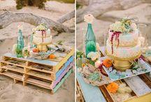 watercolor wedding >//< / watercolor inspired wedding ideas decor