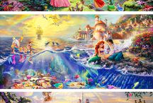 Disney Art / Cool #Disney art.