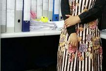 batik encim / tunik