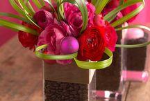 Flower arrangements / Flower arrangement / by N Patel