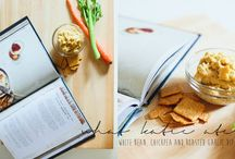 EATS::RECIPES / by Chervelle Camille Atelier