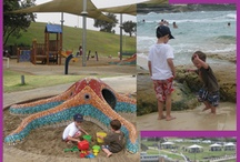 Parks, playgrounds & outdoor areas in Sydney