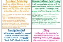 3rd grade Reading / by Donna Gleaton