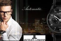 ΝΕΑ ρολόγια Jacques LEMANS!!!