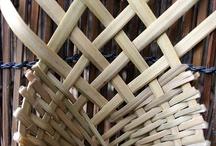 weaved furniture