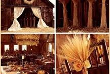 a fall wedding.