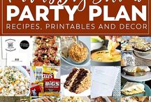Party and Menu Planning