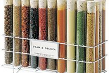 spice racks / spice up your life
