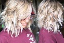 Haarfarben / Platinblond