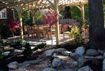 Decorating - Outdoors / by Donna Harper