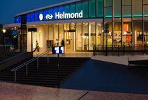 """Project Station Helmond / Ingenieursbureau Movares tekende voor het ontwerp van station Helmond. DPL Europe heeft de """" puntjes op de i""""  gezet met een zelfregulerend lichtsysteem dat met de fases van de dag meegaat. Het resultaat is een transparant en zelfvoorzienend station."""