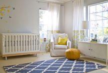 Pokój dla dziecka: cytrynowy
