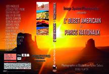 ouest américain et parcs nationaux / États Unis d'Amérique