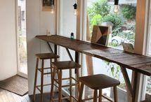 cafe Interior(カフェ インテリア)